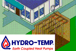 Water Source Heat Pump Rooftop Units